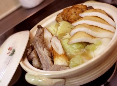 ざく切り豪快 醤油麹おでん with 2種のマヨディップ